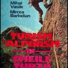 Turism si alpinism in Cheile Turzii - Autor(i): Mihai Vasile, Mircea Barbelian - Ghid de calatorie