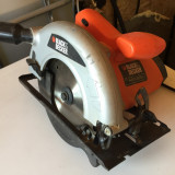 Fierastrau Black & Decker circular