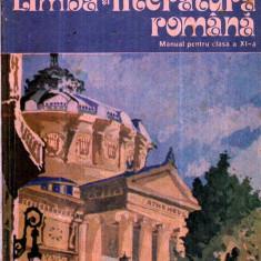 Limba si literatura romana - Manual pentru clasa a XI-a - Autor(i): - Culegere Romana