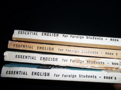 Essential English For Foreign Students (4 Vol)- Eckersley foto