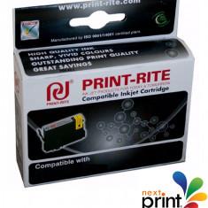 Cartus cerneala negru 14N0820E / 14N1068E LEXMARK 100 XL, 25 ml., Compatibil