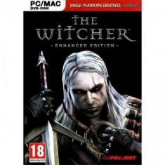 Joc PC The Witcher Enhanced Edition de vanzare. Pretul transportului inclus. - Jocuri PC CD PROJEKT RED