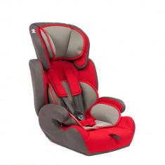 Scaun auto Juju Safe Rider Rosu-Gri - Grupa 9-36 kg - Scaun auto copii
