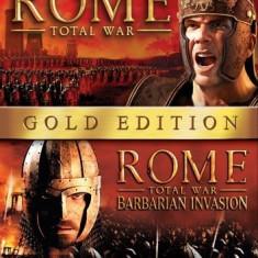 Rome Total War Gold Edition Pc - Jocuri PC Sega