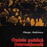 Opinia publica internationala despre Dictatul de la Viena - Autor(i): Olimpiu Matichescu - Istorie