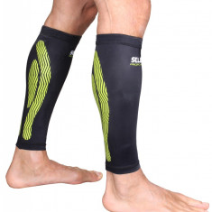 Compresie gambe negru XXL