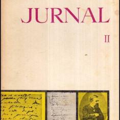 Jurnal si epistolar vol. ll - Autor(i): Titu Maiorescu - Almanah