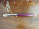 Stilou chinezesc Rainbow rosu