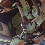 Carucior Gemeni Altele, Verde