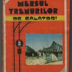 Mersul trenurilor 29 mai 1988 - 27 mai 1989