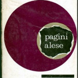 Pagini alese vol.I-II - Autor(i): Nicolae Iorga - Istorie