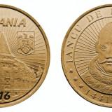 ROMANIA  50 BANI  2016