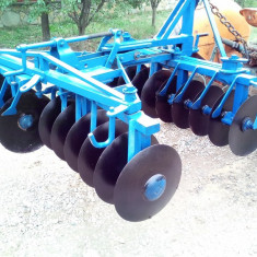Disc agricol 21 talere