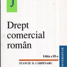 Drept comercial roman - Autor(i): Stanciu D. Carpenaru - Carte Drept administrativ