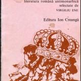 Adevarul despre regi - Scrieri din literatura romana antimonarhista - Autor(i): Virgiliu - Istorie