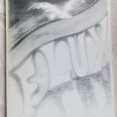 STEFANIA NEDELCU ENE - FLUX (VERSURI 1994/dedicatie-autograf pt VALERIU PANTAZI) - Carte poezie