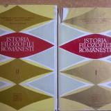 Istoria filozofiei romanesti {2 volume} - Filosofie