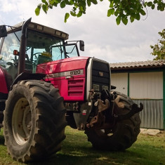 Tractor Massey Ferguson 8120, 145 CP, adus recent