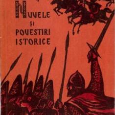 Nuvele si Povestiri istorice - Roman