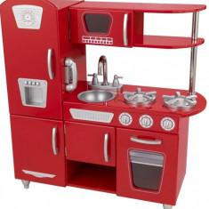 Bucatarie pentru copii Red Vintage