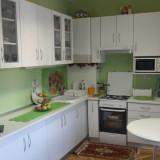 !Okazie! Mobilă bucătărie albă, impecabilă