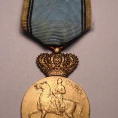 Medalia Centenarul Regelui Carol I 1839 1939 - Ordin