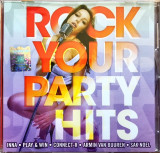 Compilatie Roton - Rock Your Party Hits (Inna, Connect-R, Antonia), CD
