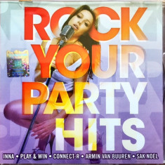 Compilatie Roton - Rock Your Party Hits (Inna, Connect-R, Antonia) - Muzica Dance roton, CD