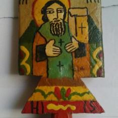 Pristolnic cu IISUS HRISTOS, pictat manual
