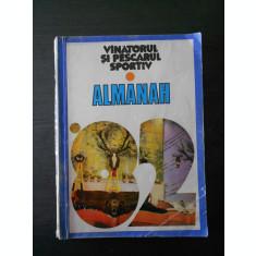 ALMANHUL VANATORULUI SI PESCARULUI SPORTIV {1982}