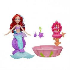 Jucarie Disney Princess Ariel Color Change Spa