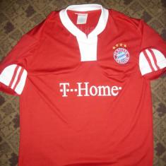 Tricou al Echipei de Fotbal FC Bayern Munchen, Jucator Ribery nr.7, Masura XS - Tricou echipa fotbal, Culoare: Rosu