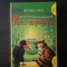 MICHAEL ENDE - PUNCI CU PORUNCI {2016} - Roman