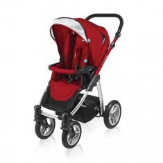 Carucior multifunctional 2 in 1 Lupo Red Baby Design - Carucior copii 2 in 1
