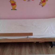 Pat copii - Patut lemn pentru bebelusi Ikea, 160X70cm, Altele