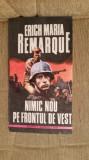 NIMIC NOU PE FRONTUL DE VEST-ERICH MARIA REMARQUE