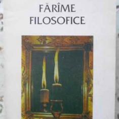 Farame Filosofice - Soren Kierkegaard, 401984 - Filosofie