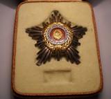 Ordinul Steaua Romaniei RSR Clasa a 3 a la Cutie Piesa de Colectie
