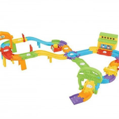 Jucarie Thomas My First Railway Pals Discovery Playset - Trenulet Thomas and Friends