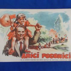 ARICI POGONICI * ALBUM PENTRU CEI MICI - NR. 4 / 1960 - Reviste benzi desenate