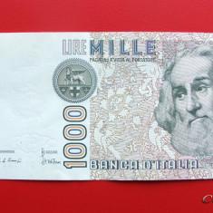 ITALIA  -  1.000 Lire 1982  -  Marco Polo  -  aUNC