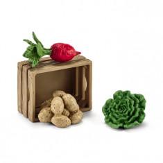 Set Accesorii Schleich - Hrana Pantru Porci Si Purcei - Sl42289 - Jocuri arta si creatie