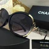Ochelari de soare Chanel - so real 2017 - Negru