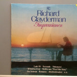 RICHARD CLAYDERMAN - IMPRESSION (1982/DECCA REC/RFG) - Vinil/Impecabil/Analog