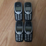 Vand Nokia 3310 modificat soft - Telefon Nokia, Albastru, Nu se aplica, Fara procesor