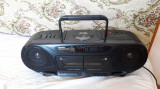 RADIO CASETOFON CD  GOLDSTAR MODEL CD550S