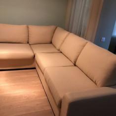 Canapea coltar extensibil