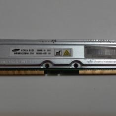 Memorie PC 256Mb RAMBUS PC800 Samsung - Memorie RAM Samsung, Altul, 400 mhz