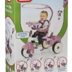 Tricicleta 4In1 Roz - Tricicleta copii Little Tikes