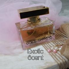 Parfum Original 100% Dolce & Gabbana - The One Essence Tester - Parfum femeie Dolce & Gabbana, 75 ml
